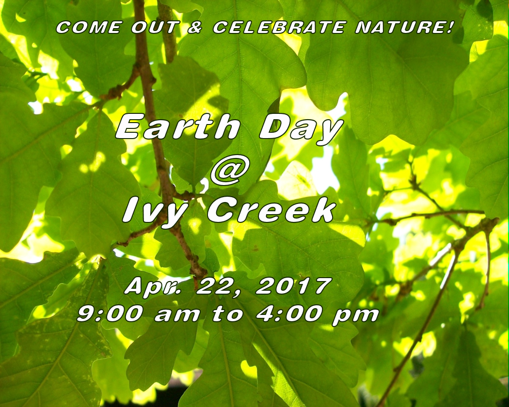 Earth Day poster 2